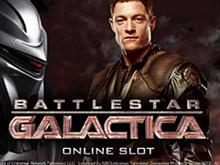 Звездный Крейсер Галактика в онлайн казино на деньги