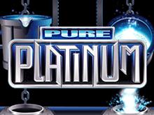 Чистая Платина в онлайн казино на деньги