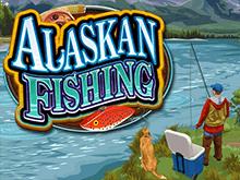 Alaska Fishing — игровой онлайн аппарат посвященный рыбалке