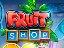 Азартная игра в виртуальном аппарате Fruit Shop